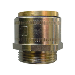 DE HENNIN - Verbinding Type Li Messing PG11
