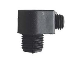 DE HENNIN - NIPPLES M10X1 PVC NOIR CF
