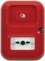 RAS - Autonoom branddetectie alarmsysteem Alert Point , Werkt op 9V batterij