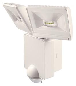 THEBEN - LED-straler met bewegingsmelder Luxa 102-140 LED 16W 6000K Wit