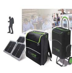 PROVISTA - EcoBoxx 300 Backpack / Wheeler
