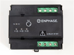 Enphase - ENPHASE Q-RELAY DRIEFASIG