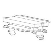 HAGER - Clip de verrouillage/joint de couvercle pour GBD
