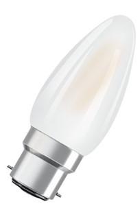 LEDVANCE - LEDPCLB40 4W/827 230VGLFR B22D FS1