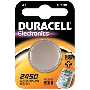 DURACELL - Duracell Electronics (DL2450)