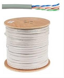 Niet-afgeschermde U/UTP Cat. 6 kabel - per meter of op rol - UUTP6