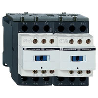 SCHNEIDER - OMKEERCONTACTOR 9A AC3 3P 1 NO+ 1 NC 230VAC 50/60HZ TESYS