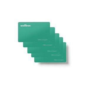 Wallbox - Pakket 25 RFID Kaarten