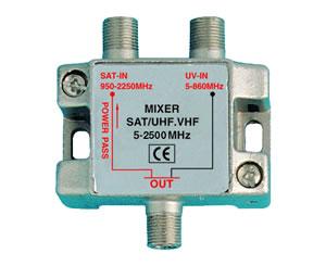 Elimex - STV-S48 Sat./UHF/VHF mixer