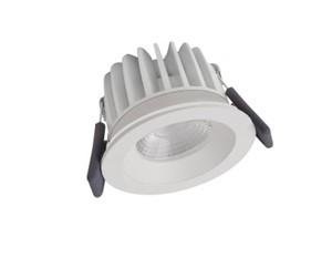 LEDVANCE - SPOTFP LED FIX 8W/3000K WT DIM IP65LEDV