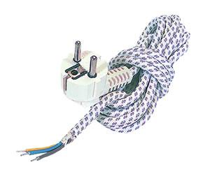 Elimex - IRON Cord for flat-iron (tissue)