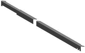 VAN DER VALK - Porteur ballast galva ValkPro+ L1979mm