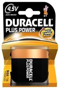 DURACELL - Duracell Plus Power 4.5V (3LR4.5)