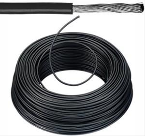 VOBst draad 70 mm² - zwart (H07V-K) - VOBST70ZW