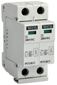 TECO - BLIKSEMAFLEIDER 20KA 2P 280VAC