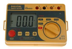 Elimex - Digital Earth Tester