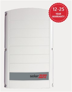 SolarEdge - Onduleur Triphasé 7 kW SolarEdge, Avec SetApp configuration