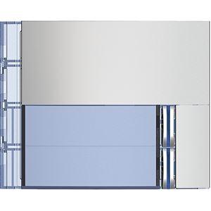 Bticino - AVT - Frontplaat voor 352000 2 drukknoppen All Metal