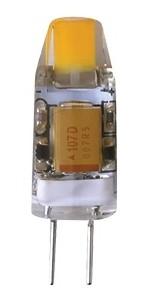 MEGAMAN - G4 LED 1.2W 12V 2800K 100LM