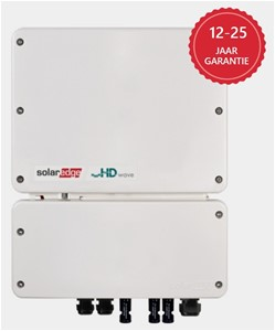 SolarEdge - StorEdgeMonofasige omvormer met HD-Wave Technology, 3.68kW, Inverters with SetApp configuration