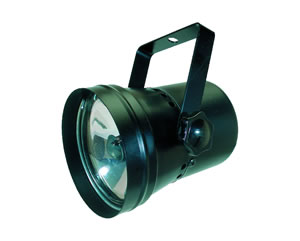 Elimex - CF-101-1 Spot with transfo black (without bulb)