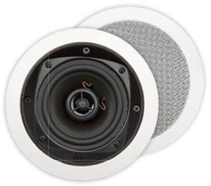 ARTSOUND - MDC501: Haut-parleur encastrable rondee 70 W (2pc)