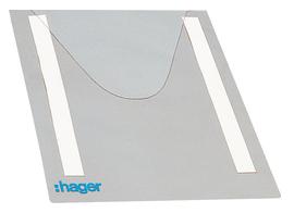 HAGER - Porte-plan souple