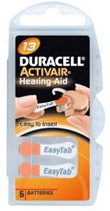 DURACELL - Duracell Hearing Aid (DA13)
