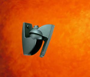Elimex - VLB 50 A Loudspeaker support - 5 Kg - anthracite (2 pcs)