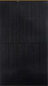REC - REC Alpha Pure paneel 400W, Mono, Full Black