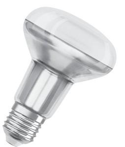 LEDVANCE - LEDPR8060D 5,9W/927 230V GL E27 FS1