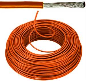 VOBst draad 1,5 mm² - oranje (H07V-K) - VOBST15OR