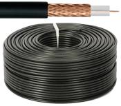 Coax kabel RG 59 B/U - 75 Ohm - per meter of op rol - RG59