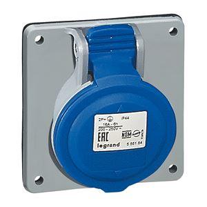 Legrand - Socle tabl. 230V - 16A - 2P+T IP 44 - P17 Tempra Pro