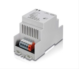 UNI-BRIGHT - RF ONTVANGER 4 KANAALS DIN RAIL 12-24VDC 4X5A