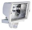 STEINEL - HALOGEEN SENSORLAMP WIT 500W MAX. IP44- 577919