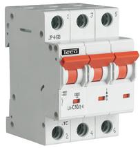 TECO - Automaat TC 3P 10A 10kA Curve C