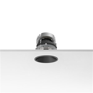 FLOS - EASY KAP 80 FIX LED ARRAY 9,2W 698LM CRI90 2700K BLACK