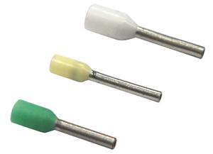TECO - Geisoleerde adereindhuls TM N 6 groen L=12mm