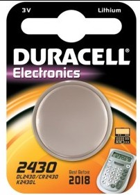 DURACELL - Duracell Electronics (DL2430)