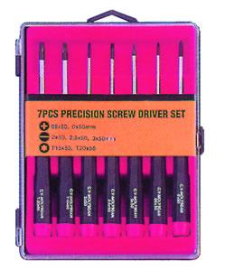 Elimex - C-730 7pcs screw driver set