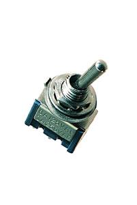 Elimex - TS-102 Mini toggle switch SPST(2P)