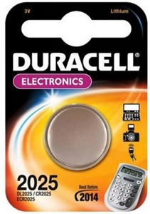 DURACELL - Duracell Electronics (DL2025)