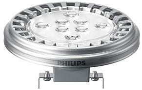 PHILIPS - /////MASTERLED 10W 2700K AR111 12V 40D