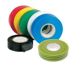 GSV - ISOLATIETAPE 0.15 MM X 50 MM X 20 M YELLOW