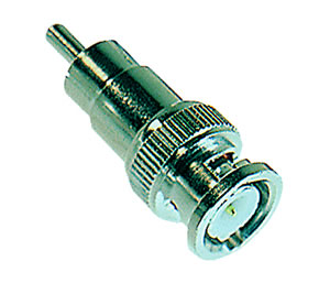 Elimex - SVP-518 BNC plug to RCA plug adaptor