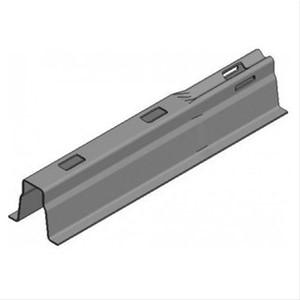 VAN DER VALK - Galv roof carrier L=1200x1,5mm + coupling 87mm