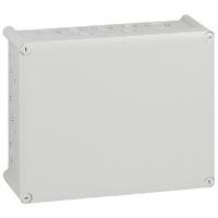 Legrand - Boîte rectangul. Plexo IP 55 étanche - gris - 36 entrées