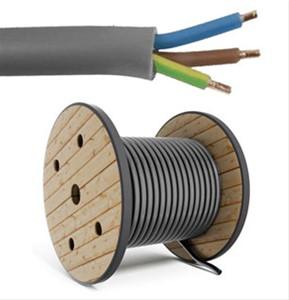 XVB-f2 3G4 kabel - per meter of op rol - XVB3G4